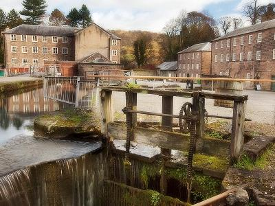 Sir Richard Arkwrights Cromford Mill