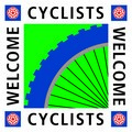 Visit England - Cyclists Welcome